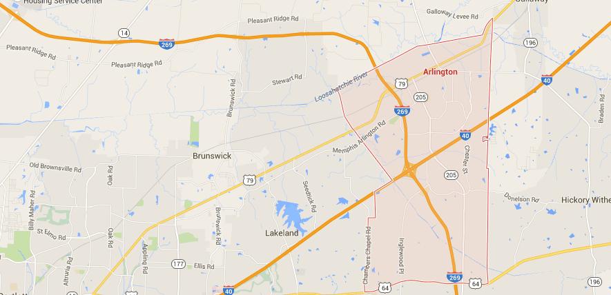 Arlington tn homes for sale
