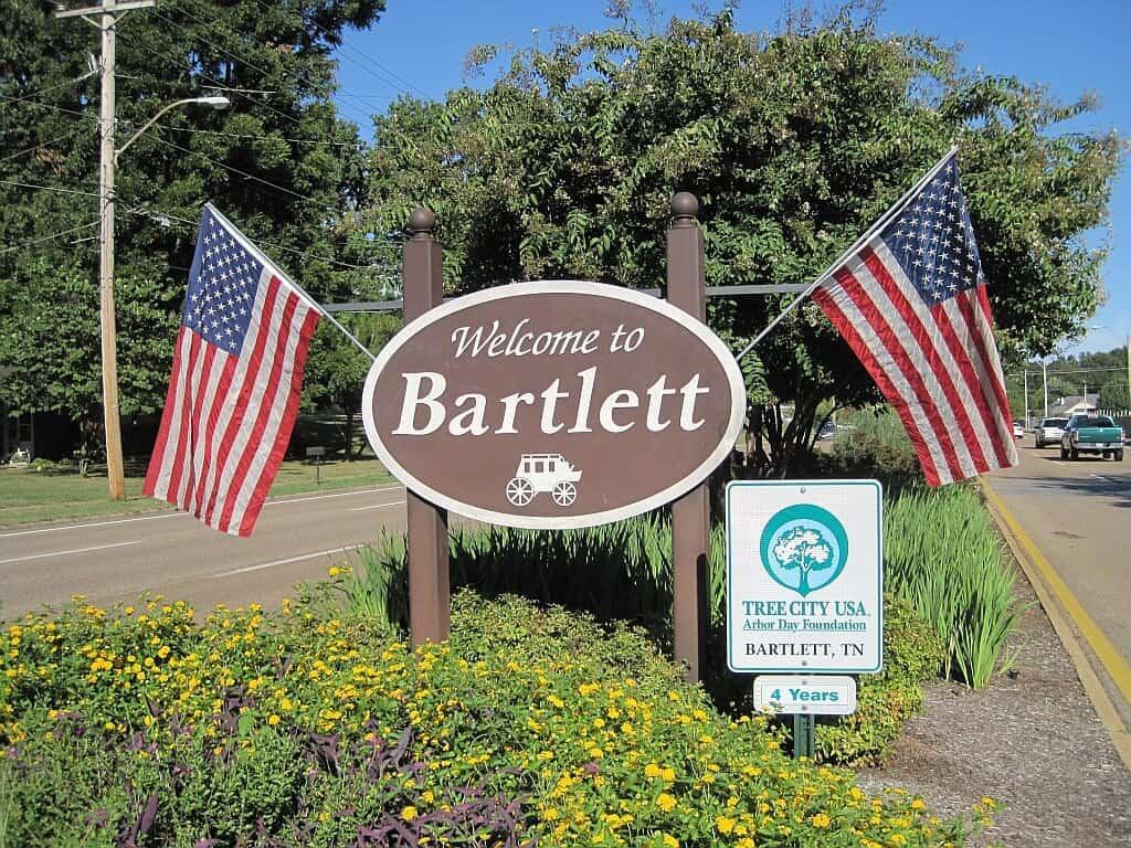 Bartlett tn
