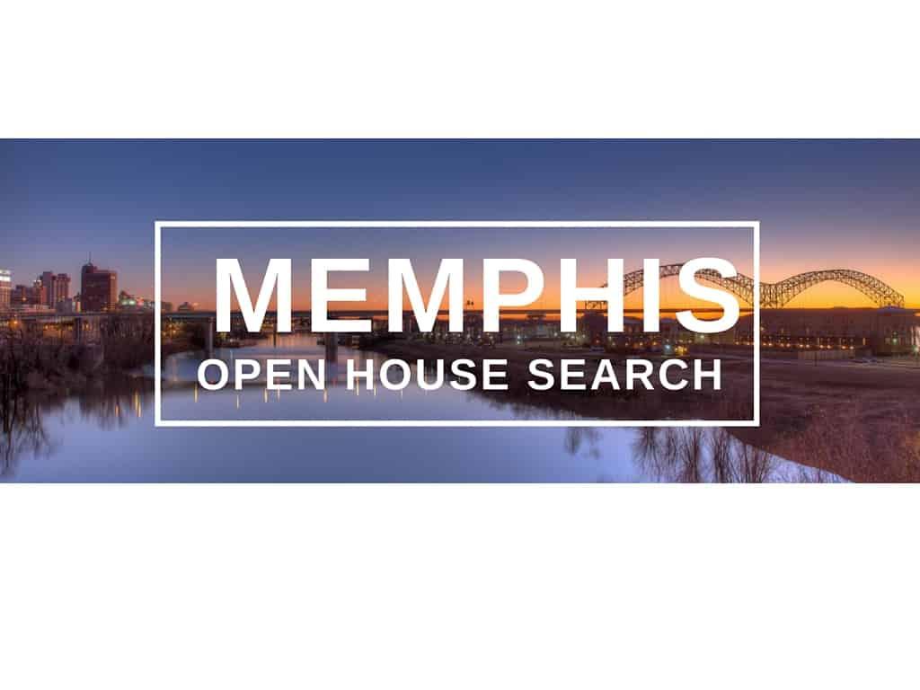 Open Houses in Memphis TN